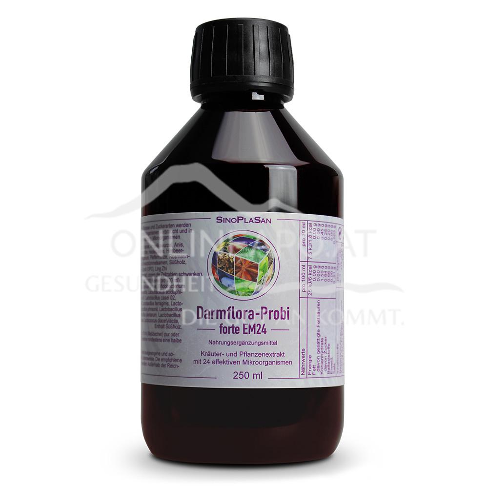 Sinoplasan Darmflora-Probi – forte EM24