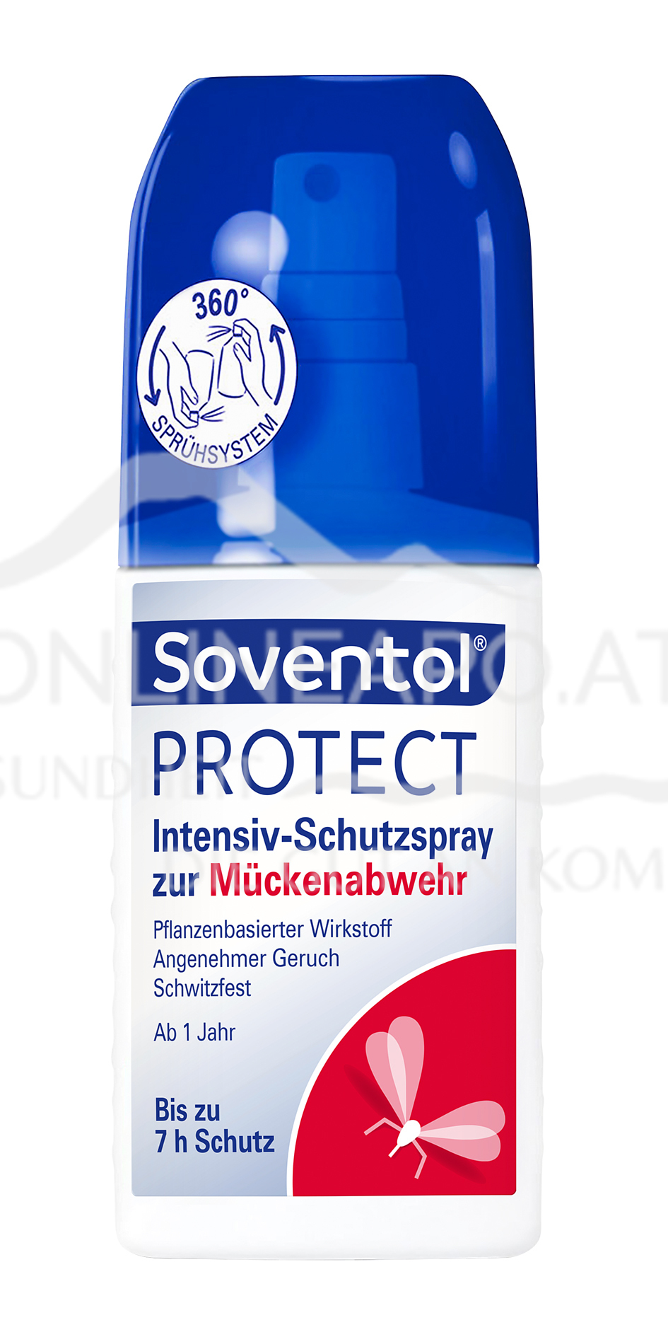 Soventol® PROTECT zur Mückenabwehr