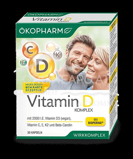 Ökopharm Vitamin D Komplex