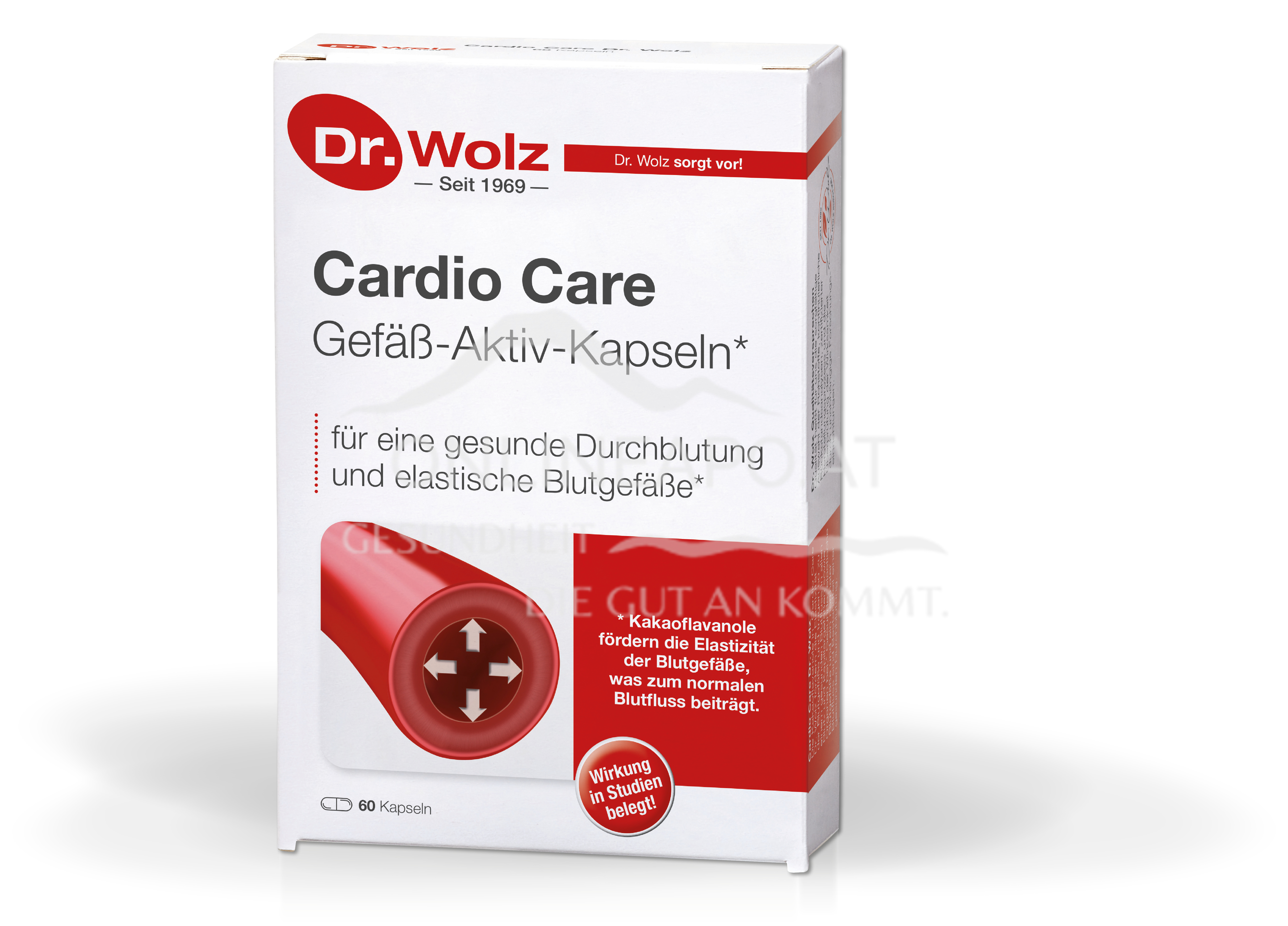 Dr. Wolz Cardio Care Kapseln
