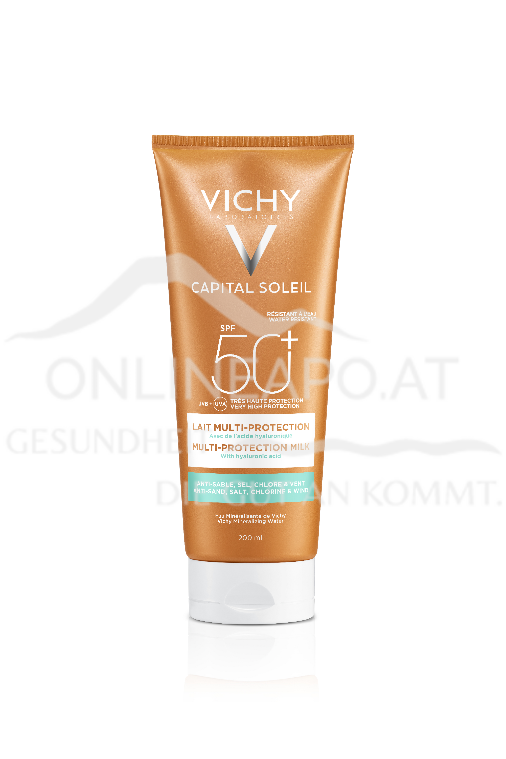 VICHY Capital Soleil Multi Protect Milch LSF 50+