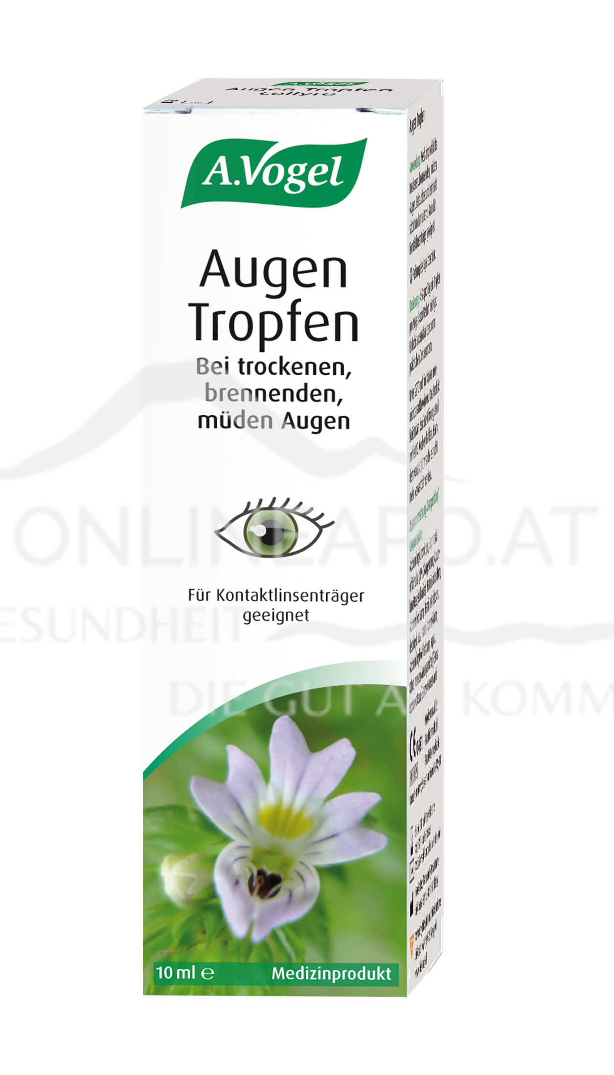 A.Vogel Augentropfen mit Augentrost (Euphrasia)
