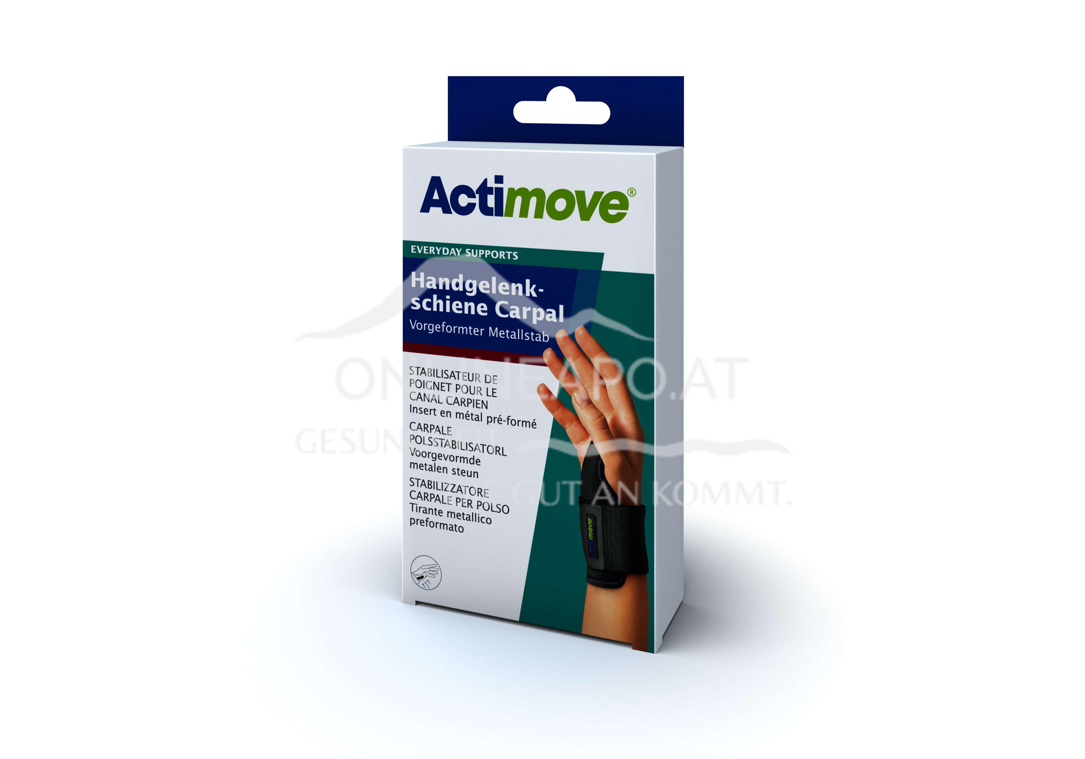 Actimove® Everyday Supports Handgelenkschine Carpal