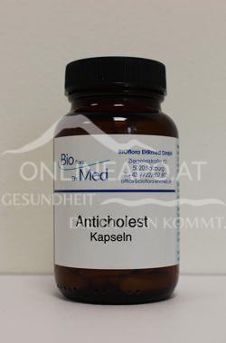 Anti Cholest Kapseln Bioflora Ehrmed