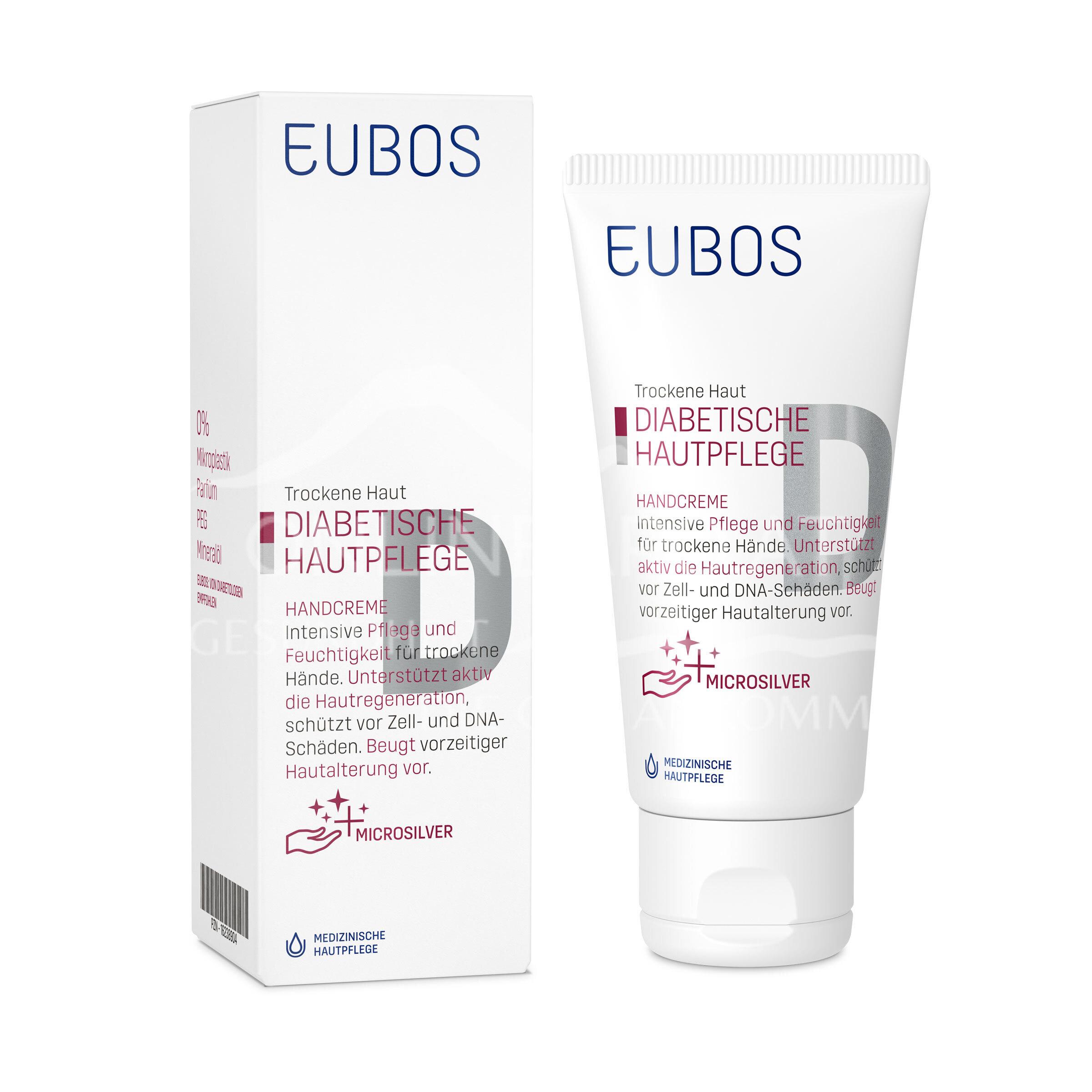 Eubos Diabetische Hautpflege Handcreme