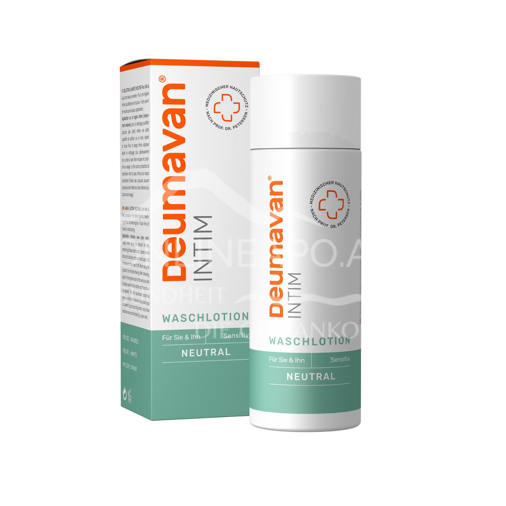 Deumavan Waschlotion-Sensitive Neutral