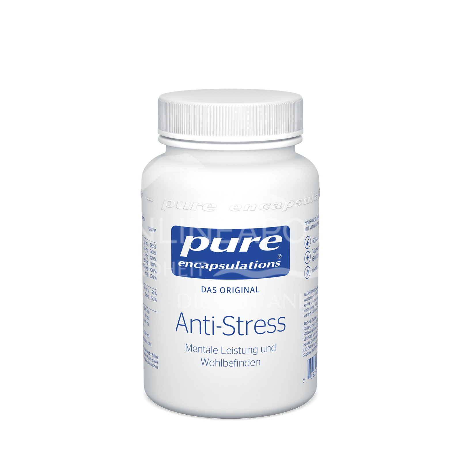 pure encapsulations® Anti-Stress