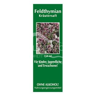 Feldthymian Hustensaft Ökopan 250ml