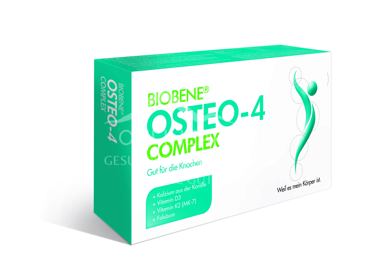 BIOBENE Osteo-4 Complex Kapseln