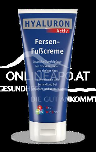 Hyaluron Activ Fersen-Fußcreme