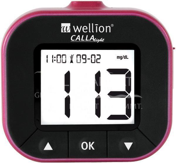 Wellion CALLA Light Blutzuckermessgerät Set