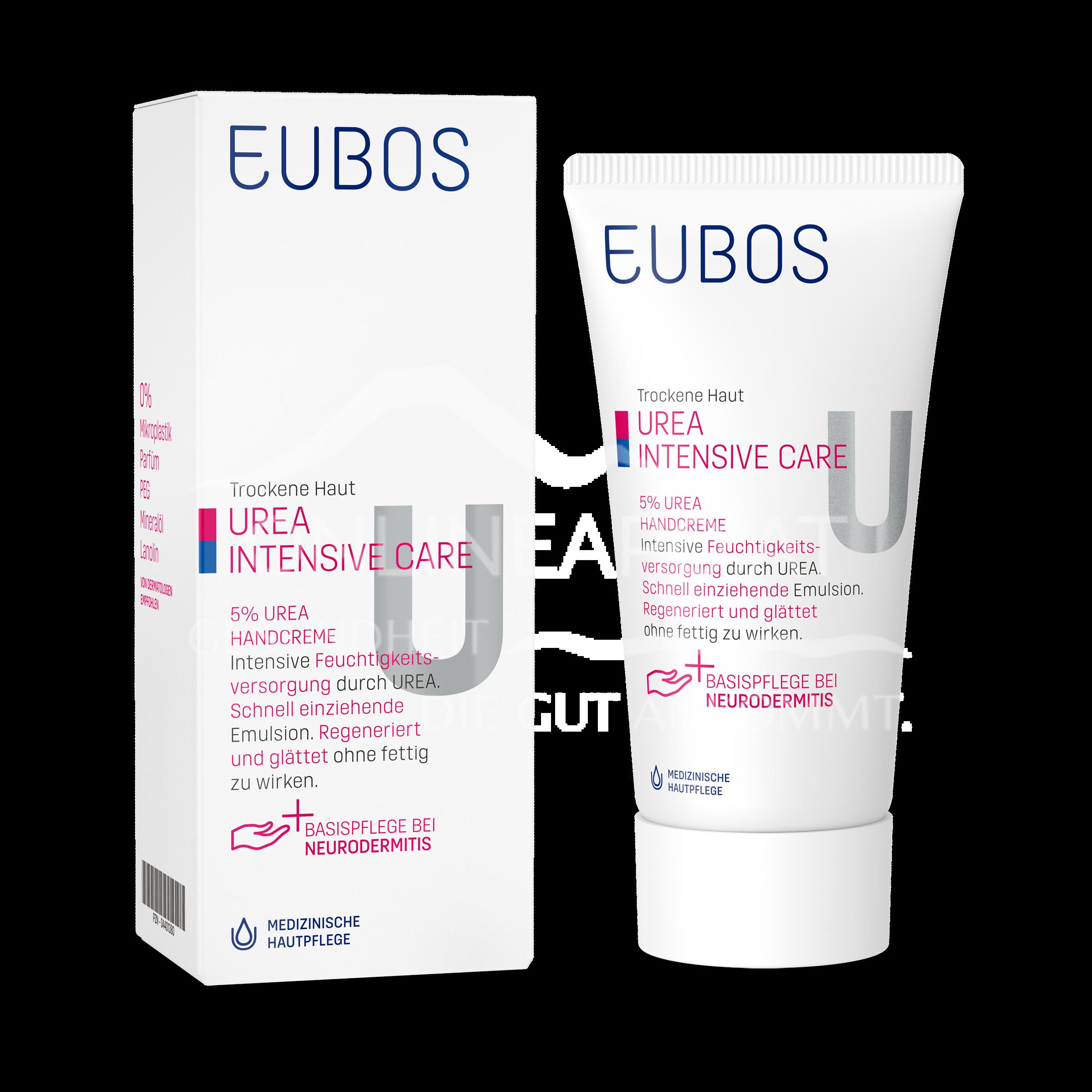 Eubos UREA 5% HANDCREME