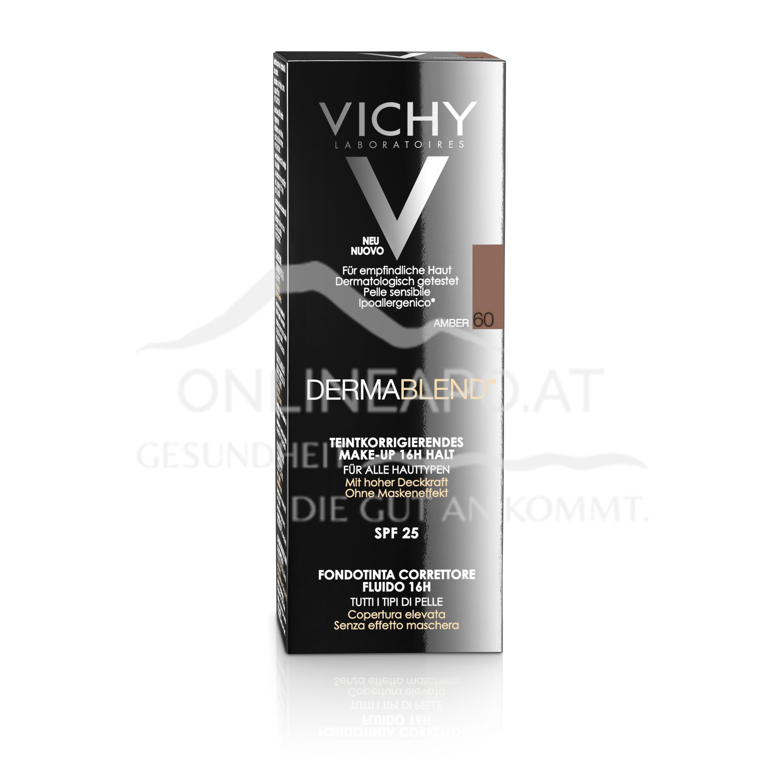 VICHY Dermablend Fluid 60 - Amber