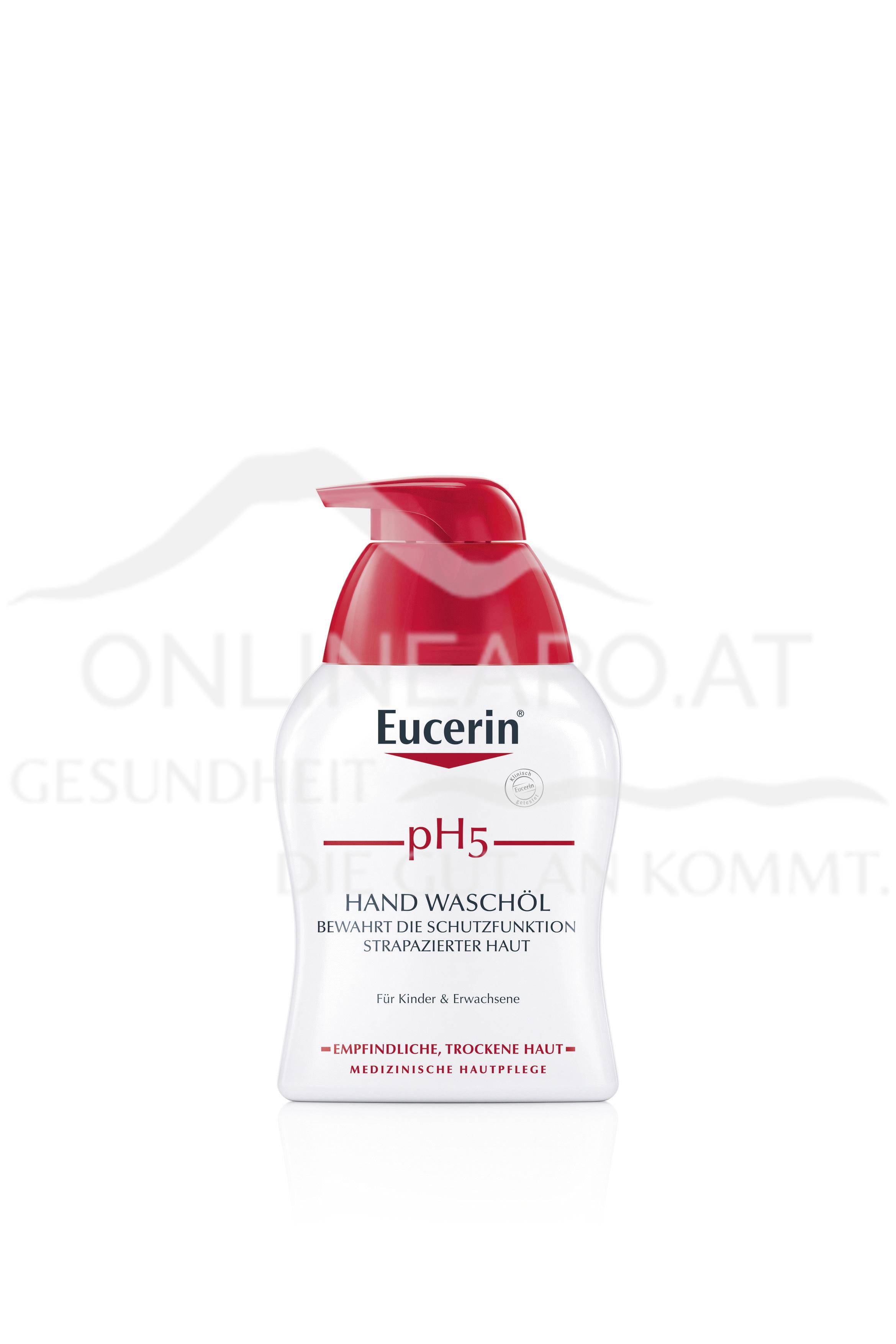 Eucerin pH5 Hand Wasch-Öl
