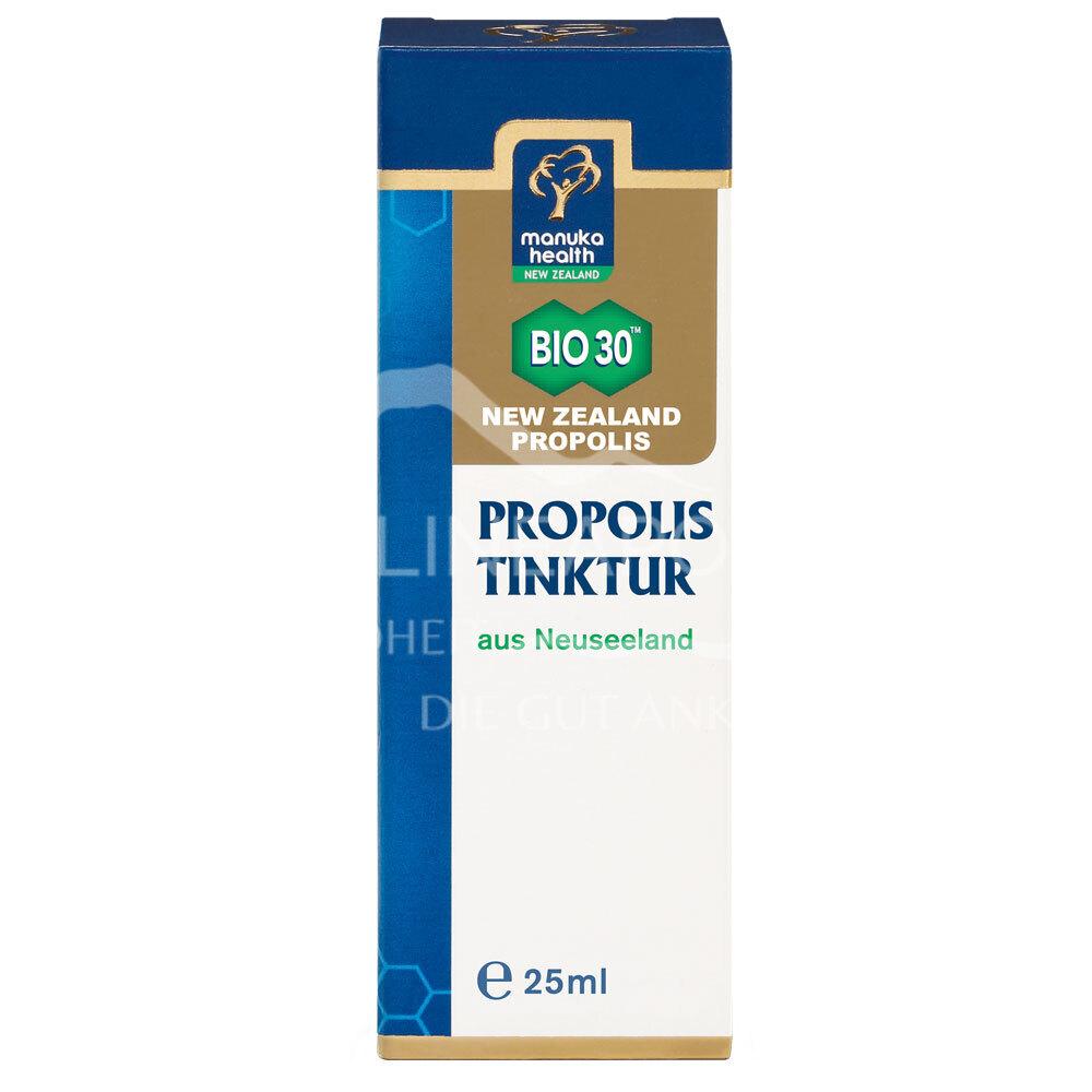 Mānuka Health Propolis Tinktur mit Alkohol