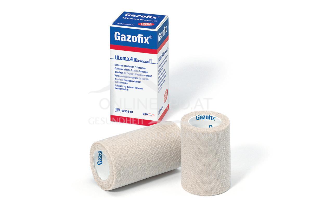 Gazofix® Hautfarben 8cm x 4m