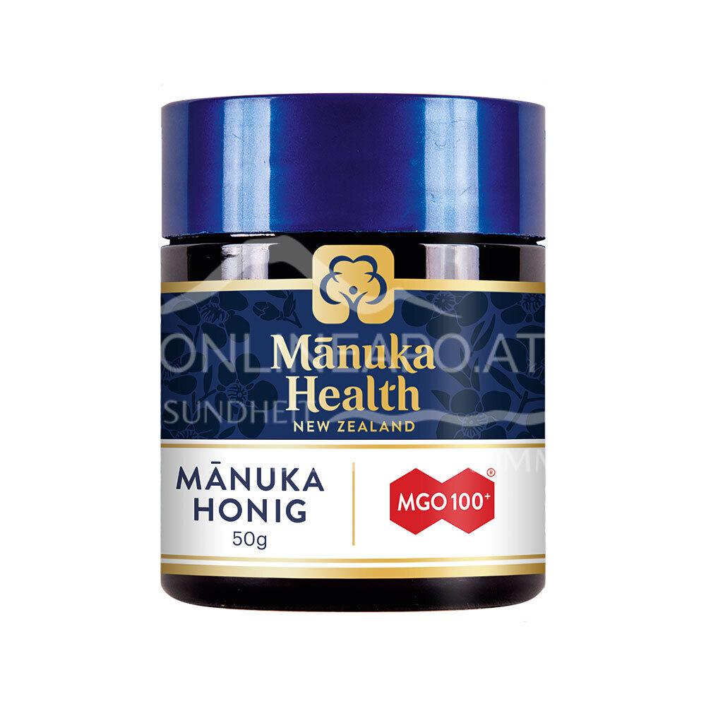 Mānuka Health Honig MGO 100+