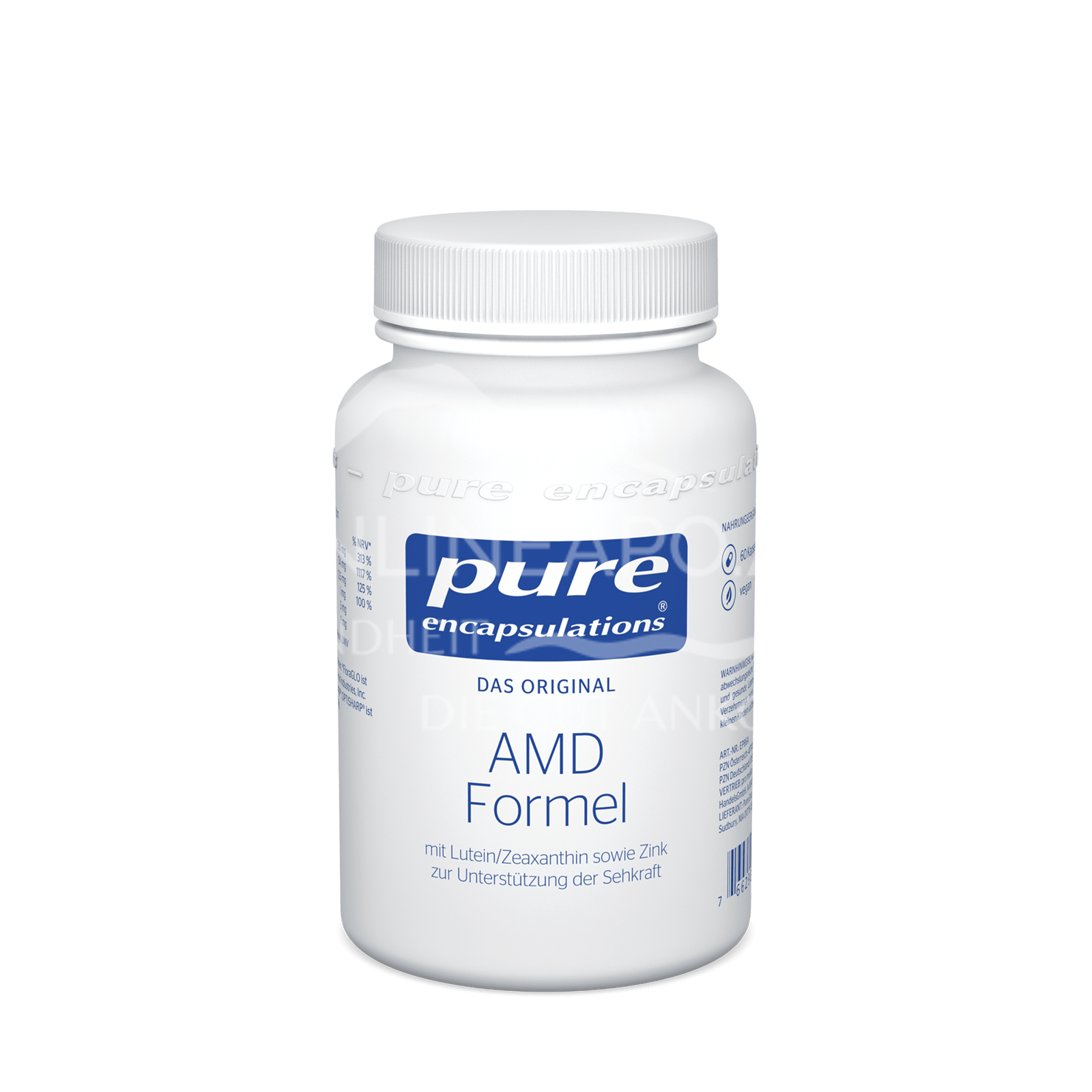 pure encapsulations® AMD Formel