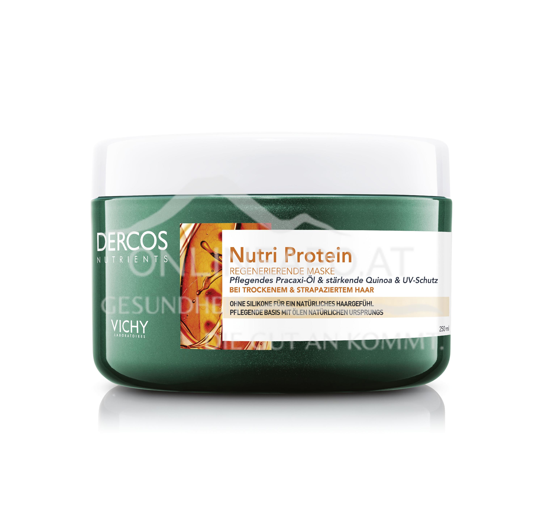 VICHY Dercos Nutrients Nutri Protein Regenerierende Maske