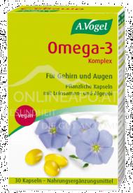 Omega-3 Komplex Kapseln vegan