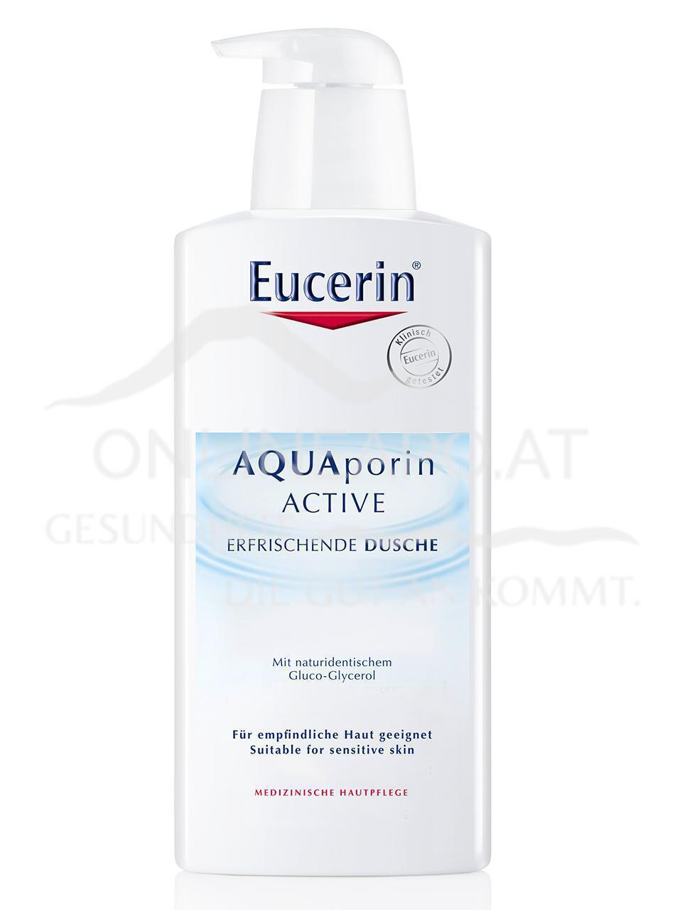 Eucerin AQUAporin ACTIVE ERFRISCHENDE DUSCHE