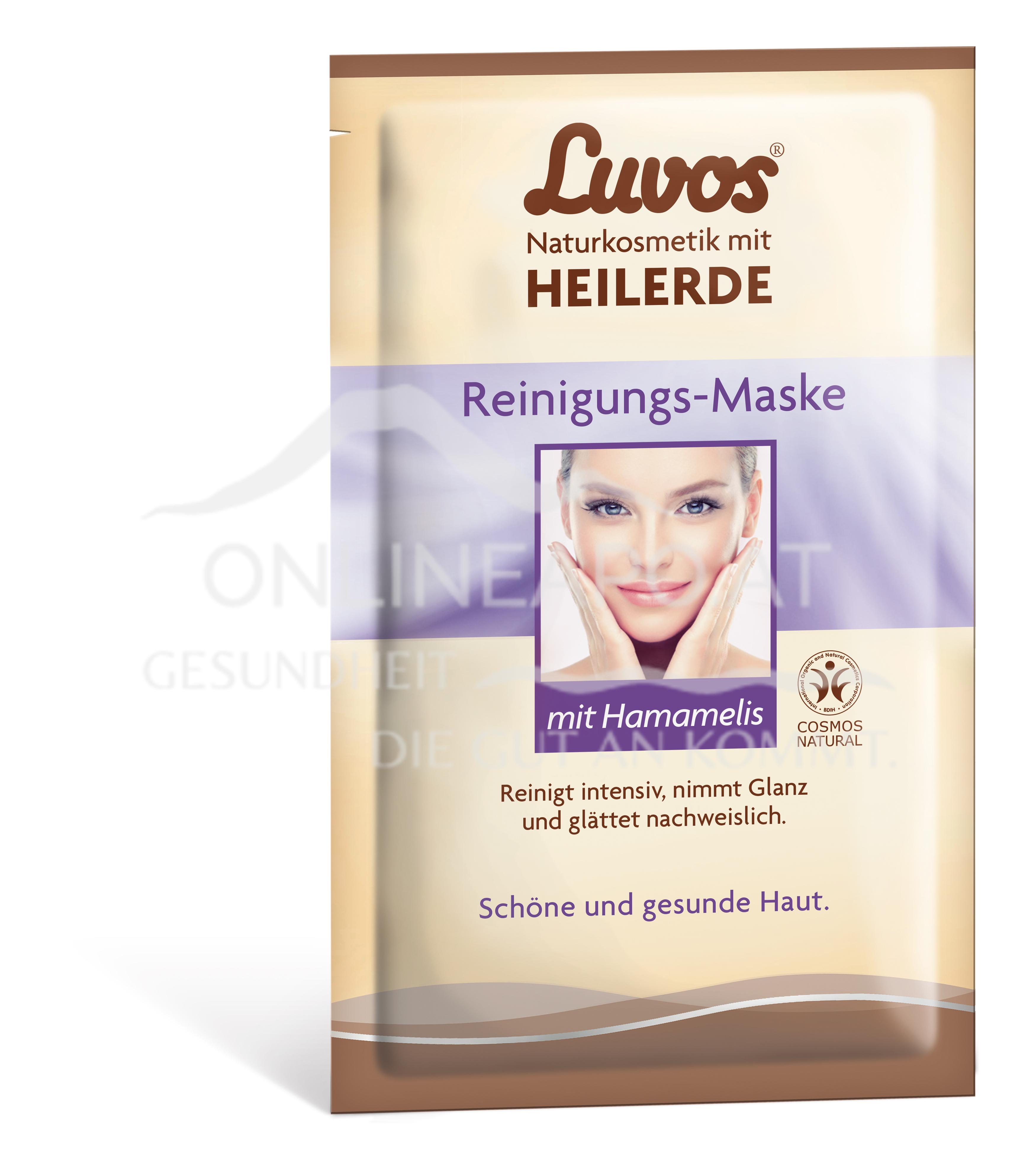 Luvos Heilerde Gesichtsmaske Reinigung
