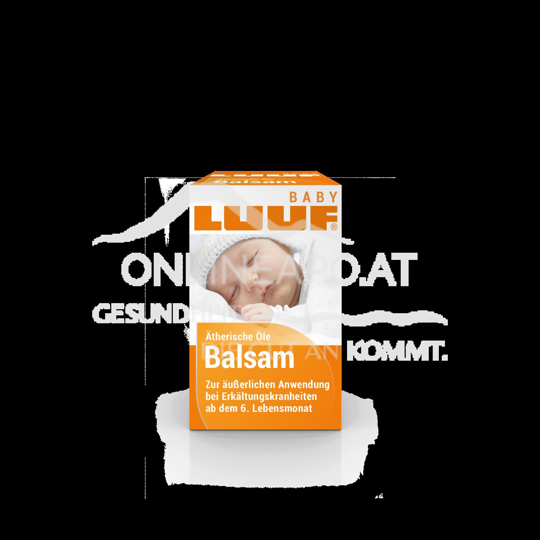 Baby LUUF® ätherische Öle Balsam