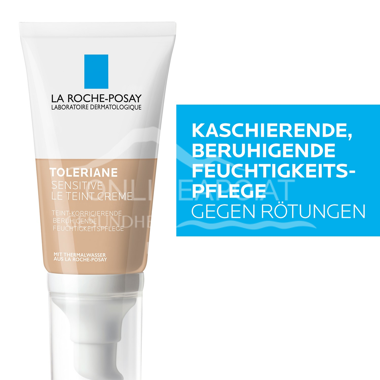 La Roche-Posay Toleriane Sensitive Le Teint Creme Getönte Tagespflege Hell