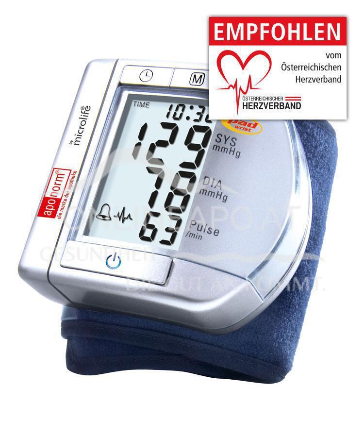 aponorm® Mobil Plus Blutdruckmessgerät
