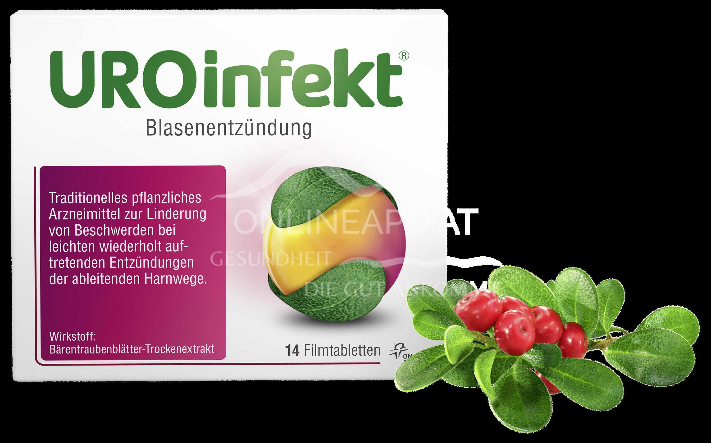 UROinfekt® Blasenentzündung Filmtabletten
