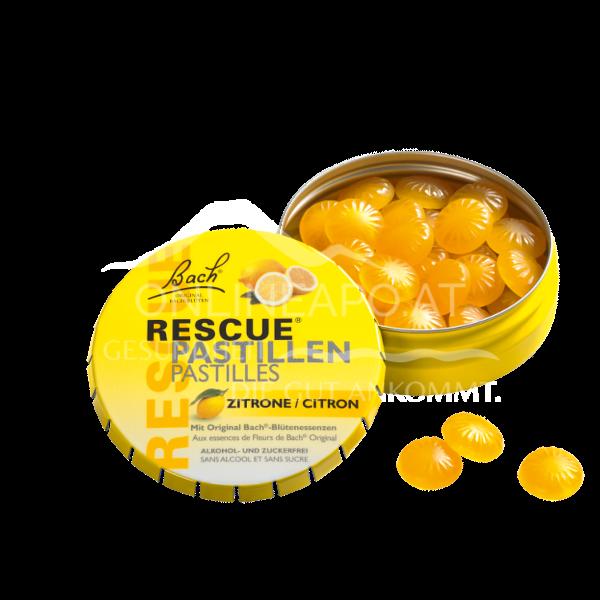 RESCUE® Pastillen Zitrone