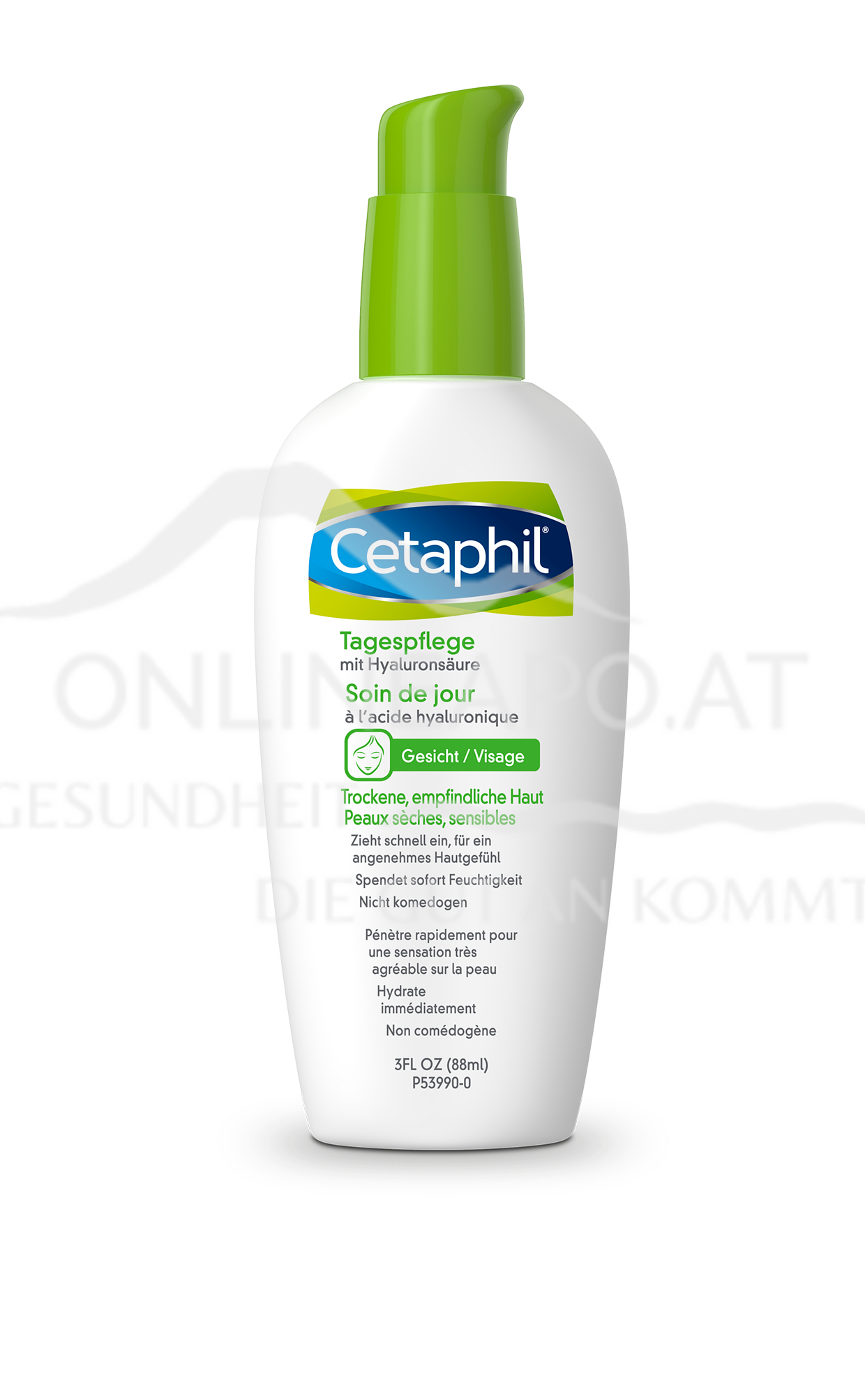 Cetaphil® Tagespflege mit Hyaluronsäure