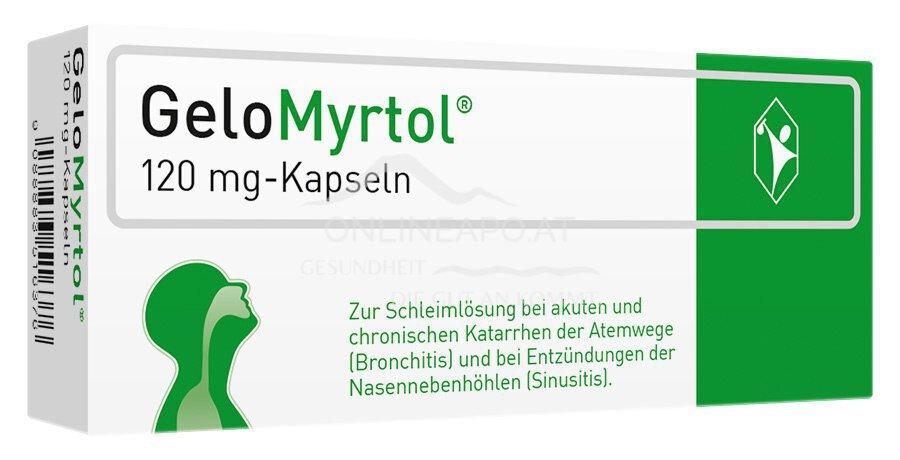 GeloMyrtol® 120 mg-Kapseln