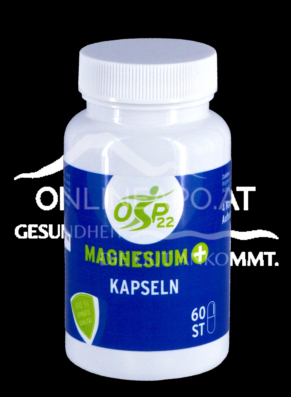 OSP22 Magnesium+ Kapseln