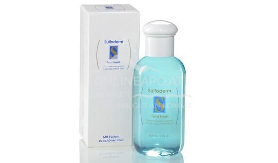 Sulfoderm S Teint Gesichtswasser Fresh 150ml