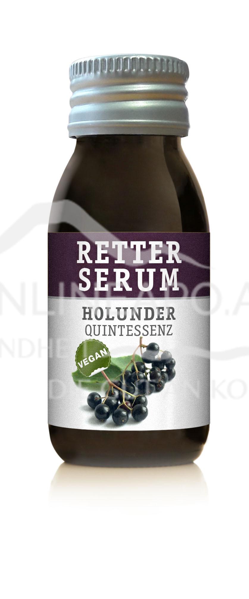 Obsthof Retter Holunder Serum