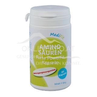 Aminosäuren Forte PowerFit Kapseln
