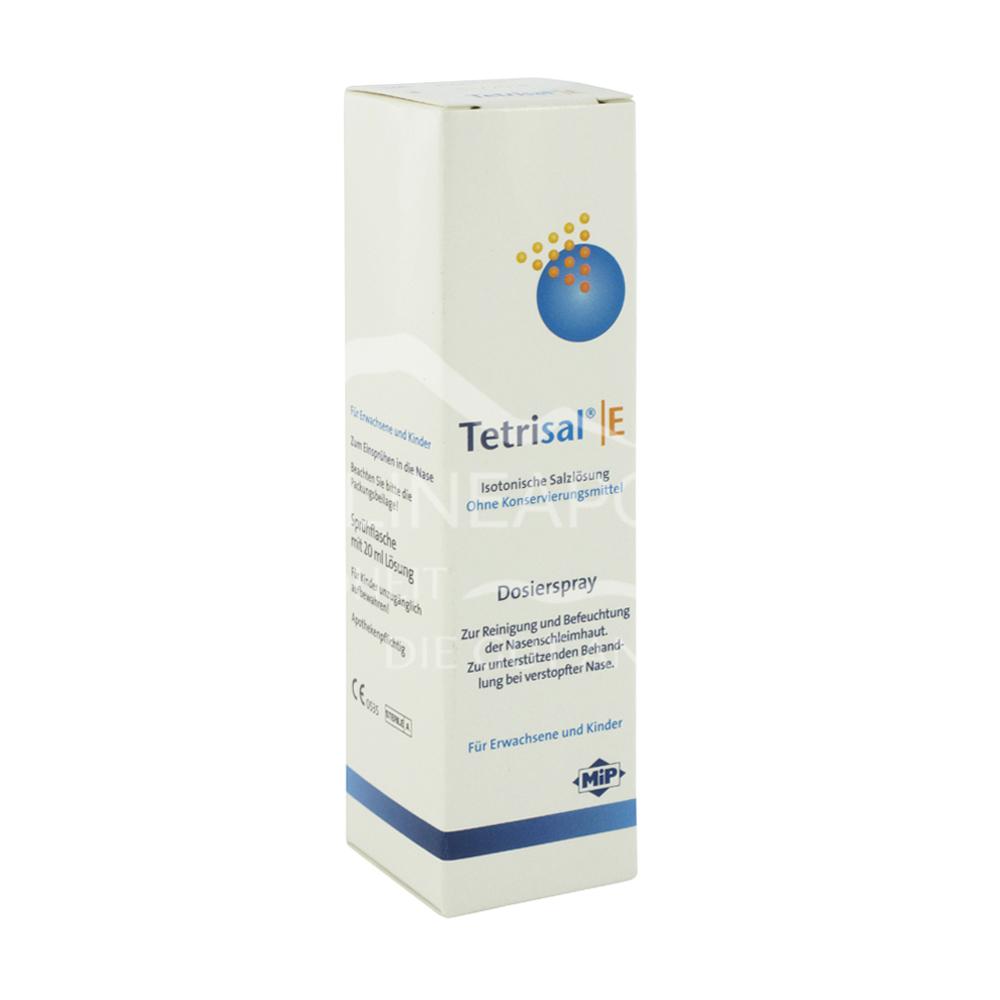 Tetrisal Kochsalz-Lösung Nasenspray 20ml