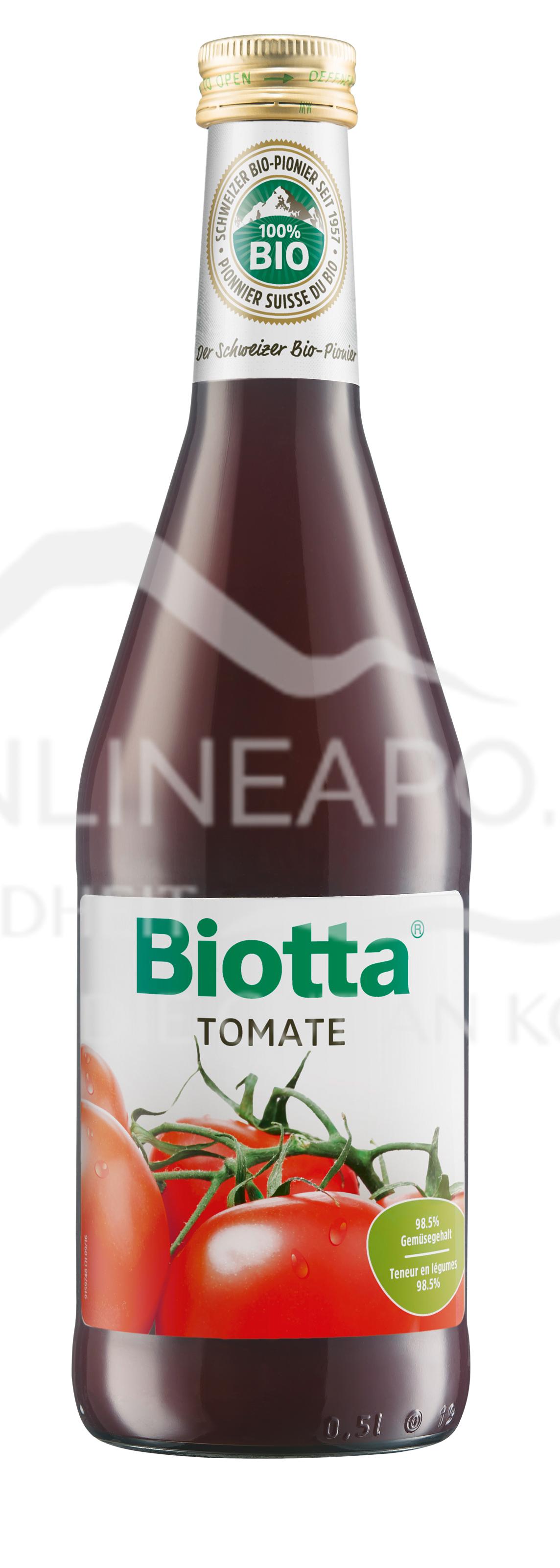 Biotta® Bio Tomaten Saft