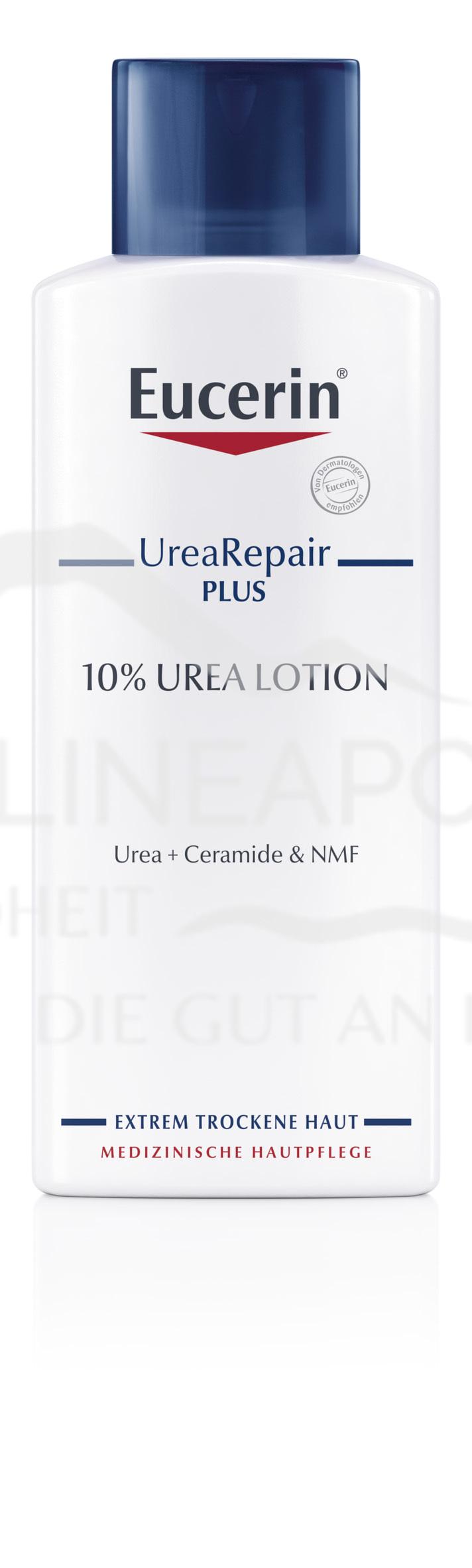 Eucerin COMPLETE REPAIR Lotion 10% Urea für sehr trockene Haut
