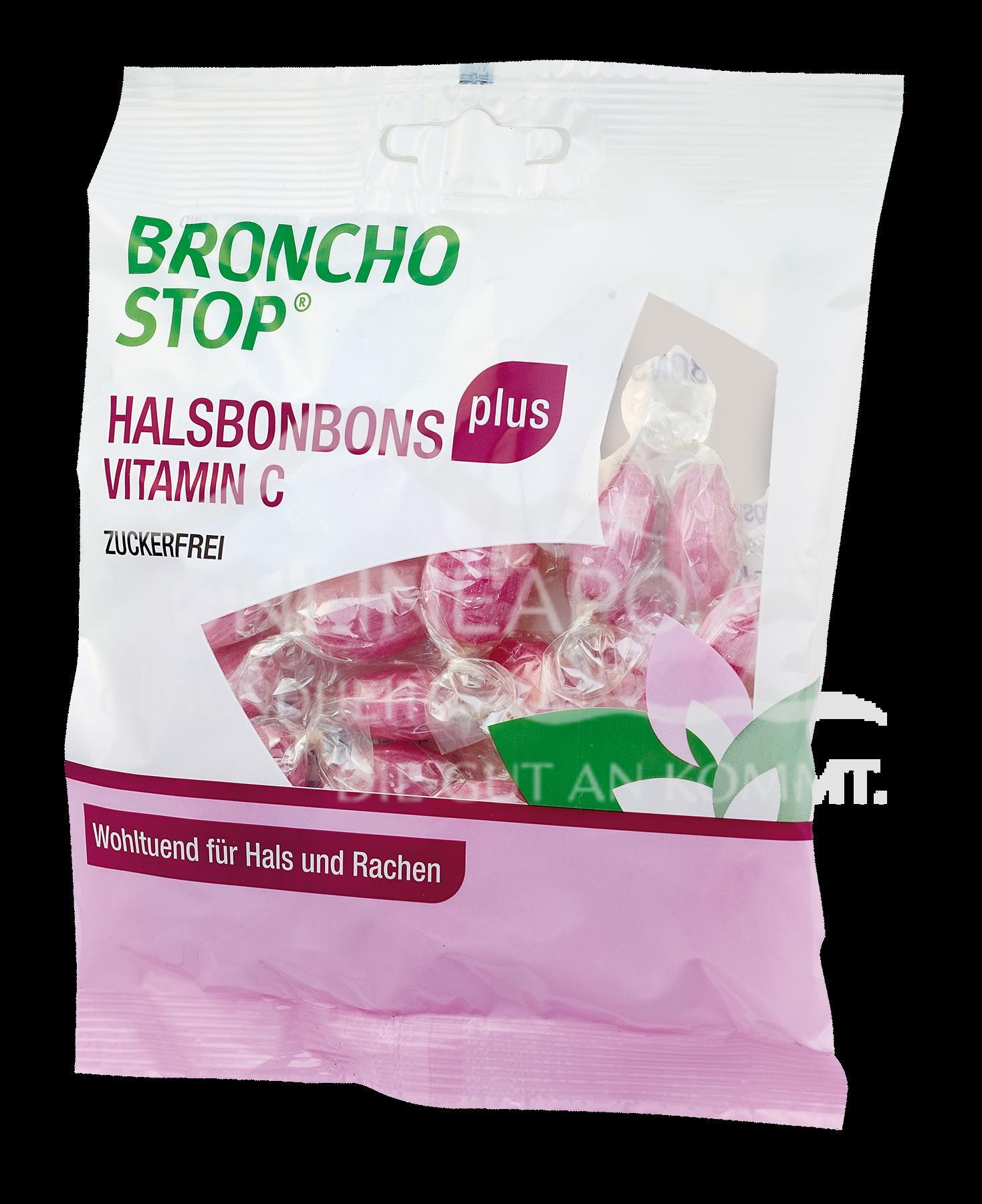 BRONCHOSTOP® plus Halsbonbons