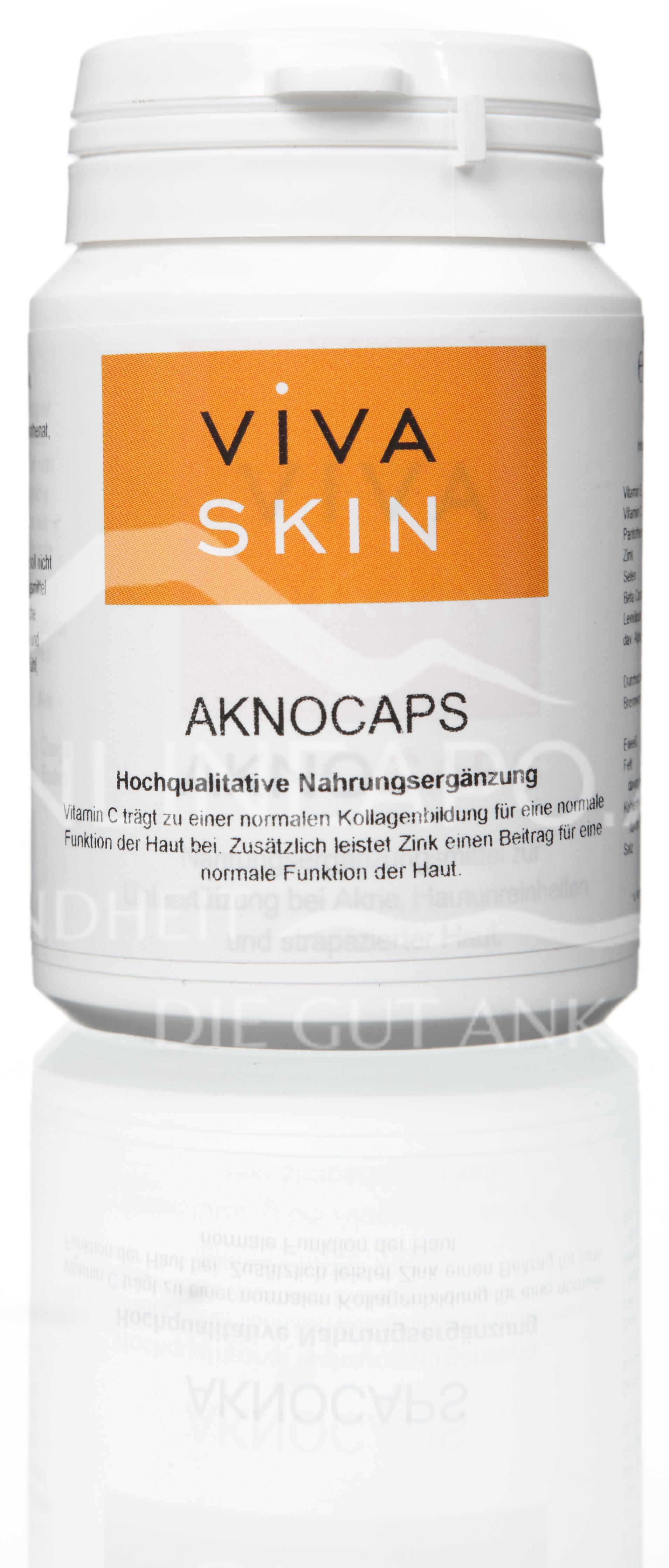 Viva Skin Schöne Haut Caps (AknoCaps) Kapseln