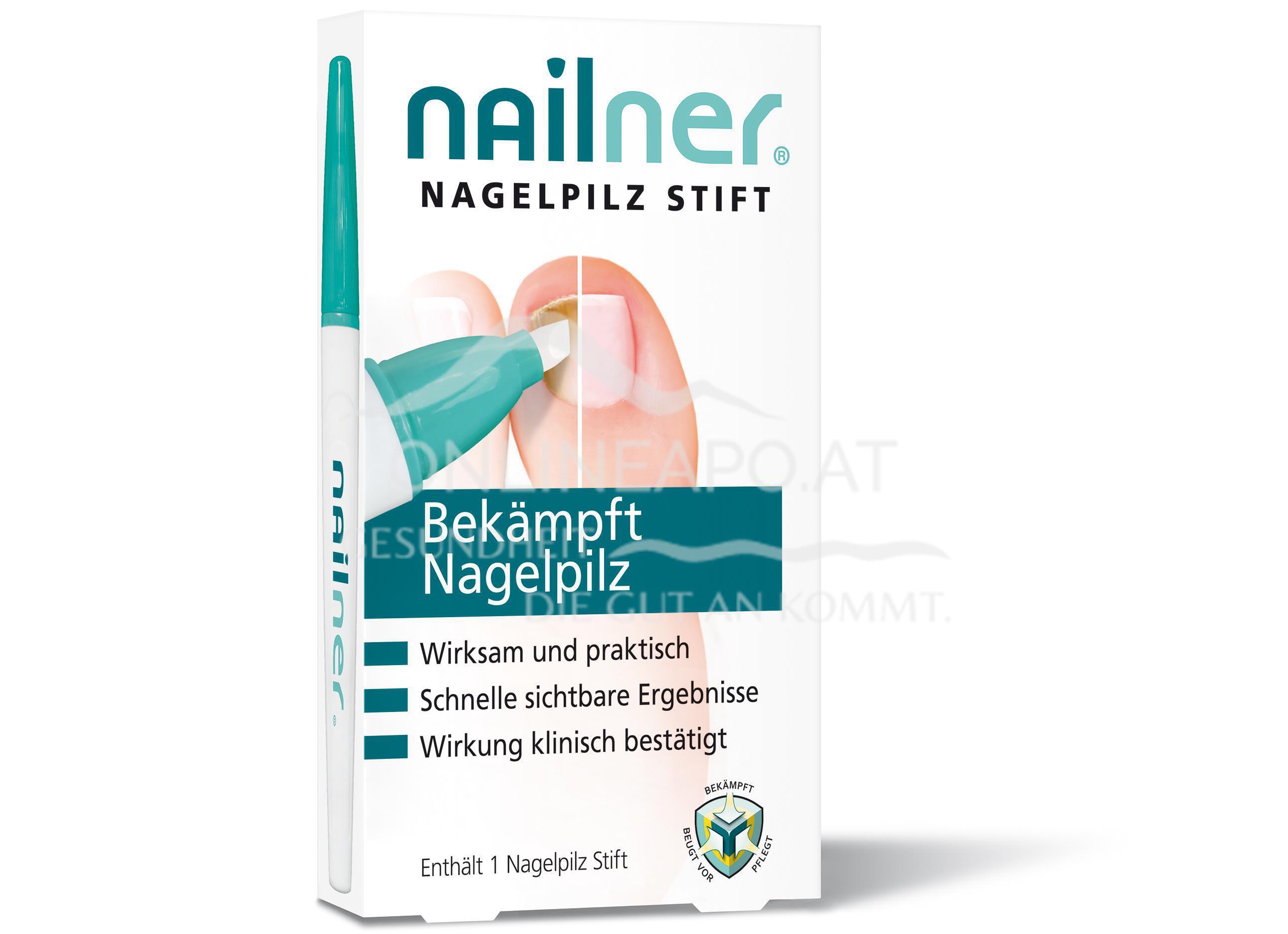 Nailner Nagelpilz Stift