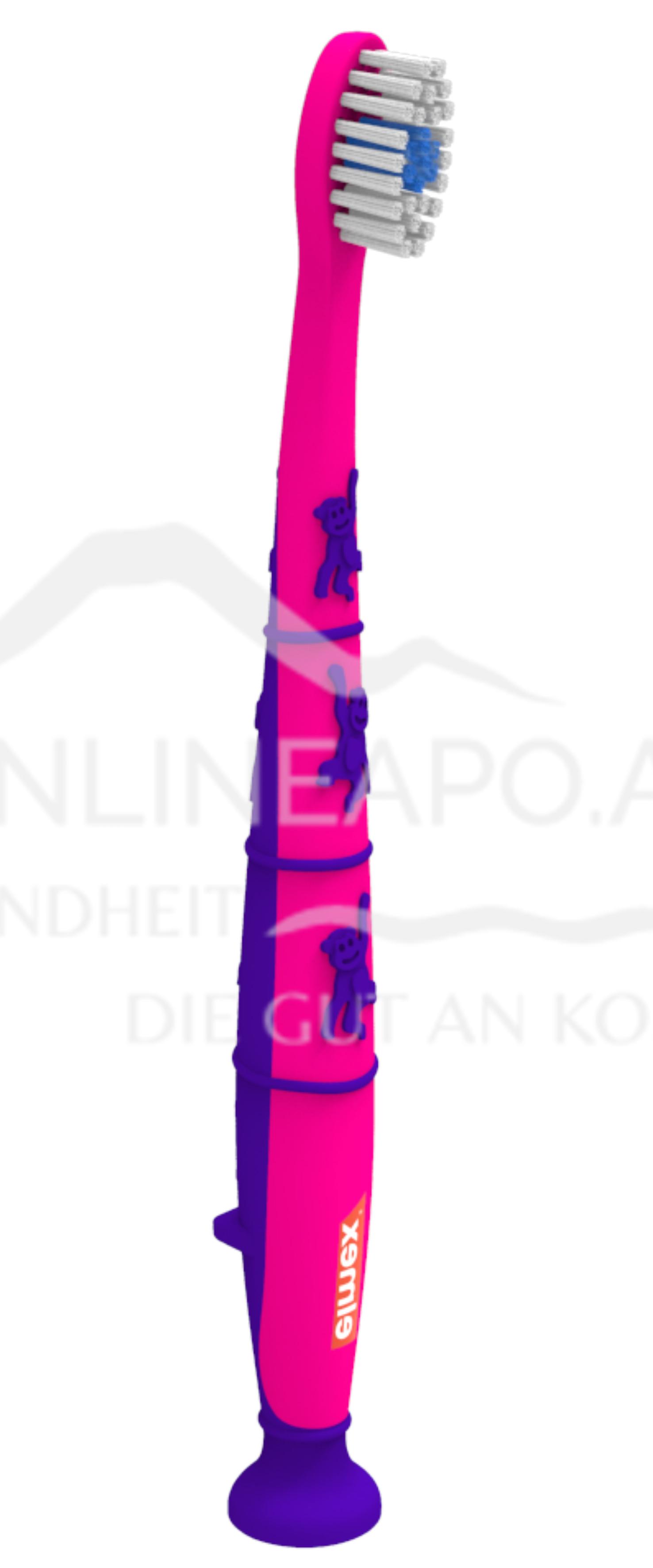 elmex® Kinder-Zahnbürste