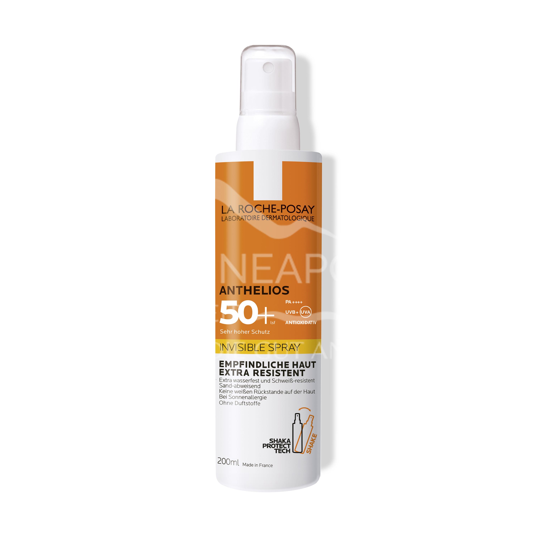La Roche-Posay Anthelios Invisible Spray Ohne Parfum LSF 50+