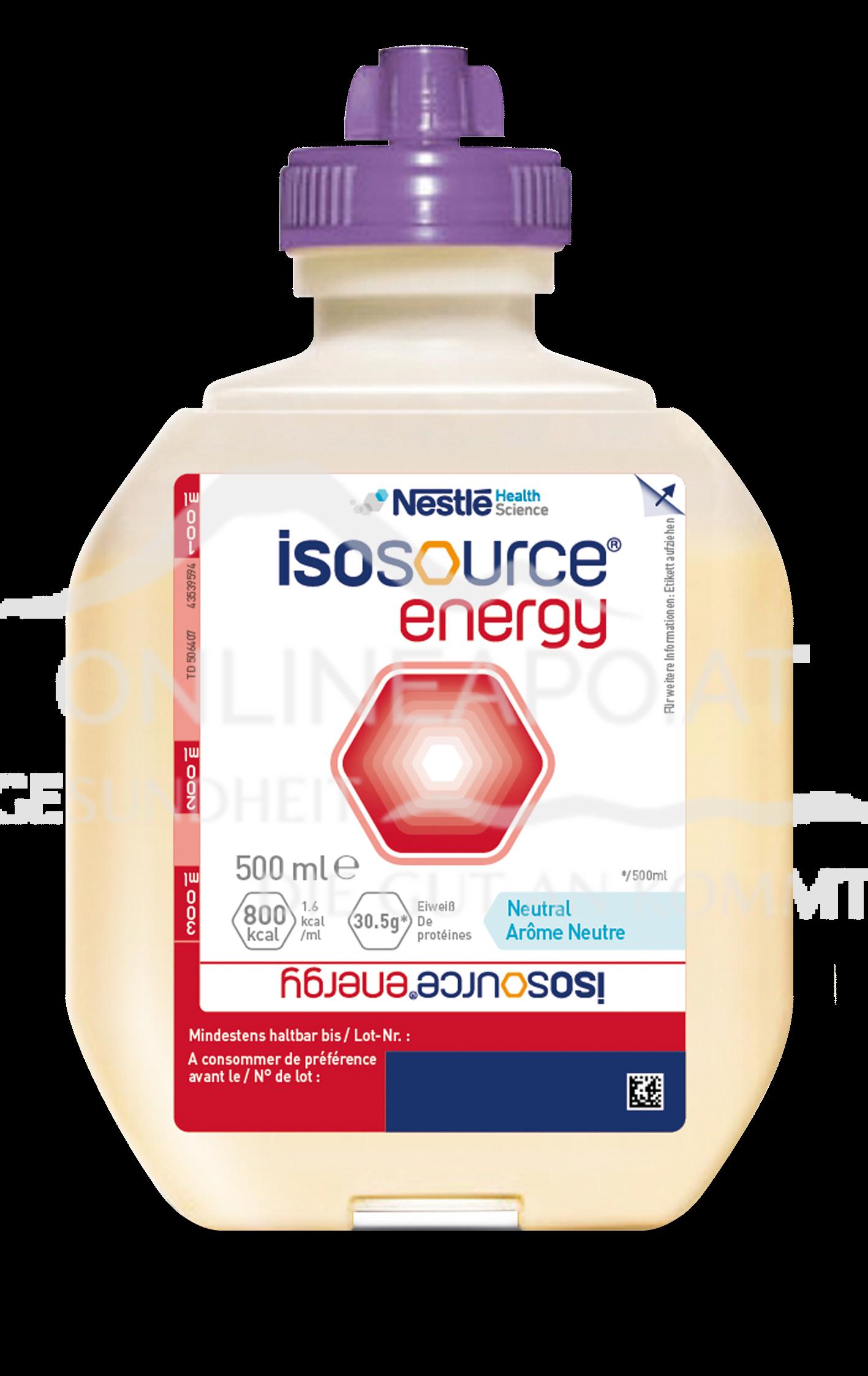 Isosource® Energy