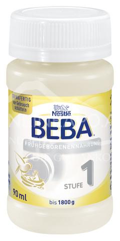 Nestlé BEBA Frühgeborenennahrung Stufe 1, trinkfertig