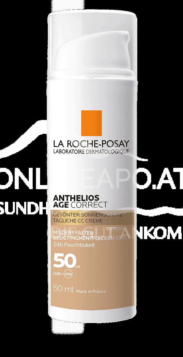 La Roche-Posay Anthelios Age Correct Getönte Creme LSF50