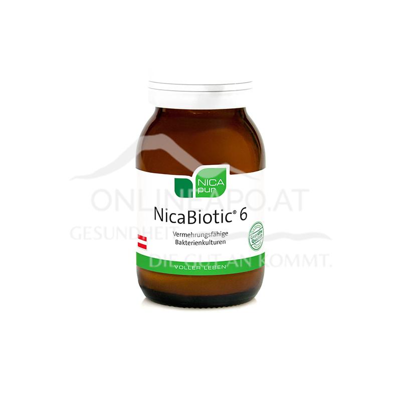 NICApur NicaBiotic® 6 Pulver