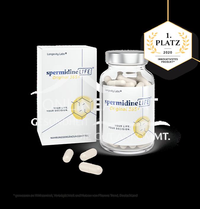 spermidineLIFE Original 365+ Kapseln